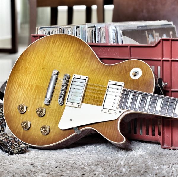 2010 Gibson Les Paul R9 Fernando Bernardino